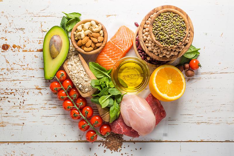 10 ماده غذایی که بالاترین تاثیر را بر سلامت پوست دارند